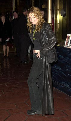 Premiere: Lea Thompson at the Hollywood premiere of The Count of Monte Cristo - 1/23/2002