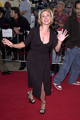 Premiere: Leah Lail at the Westwood premiere of Columbia's A Knight's Tale - 5/8/2001