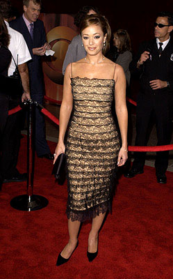 Leah Remini 53rd Annual Emmy Awards - 11/4/2001