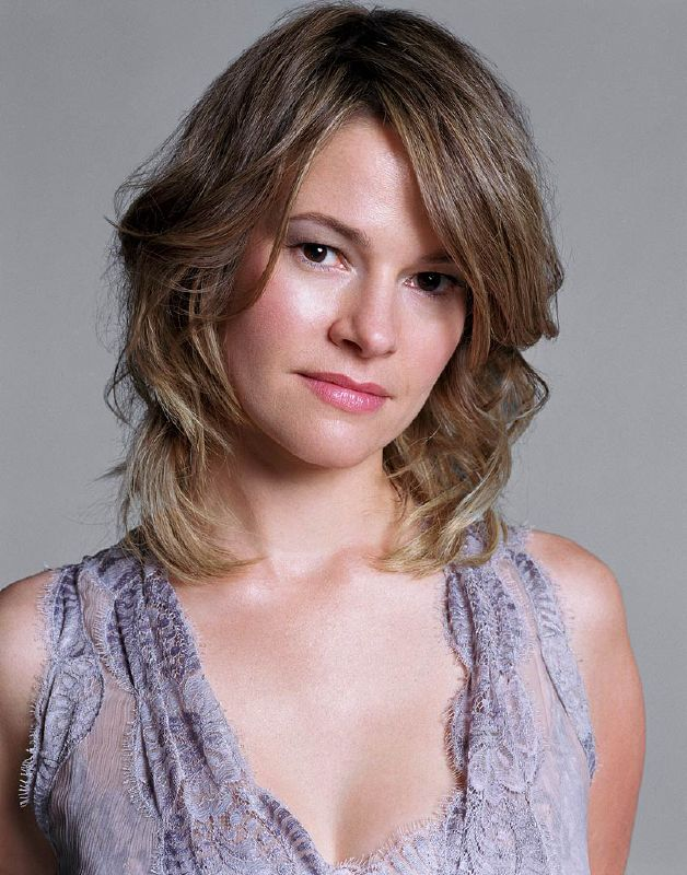 Leisha Hailey as Alice on Showtime's The L Word.