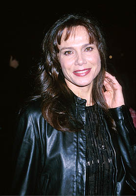 Premiere: Lena Olin at the Beverly Hills premiere of Miramax Films' Chocolat - 12/11/2000