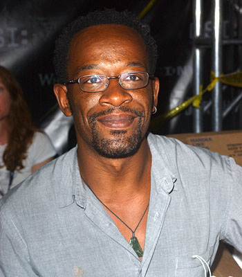 Lennie James San Diego Comic-Con - 7/23/2006