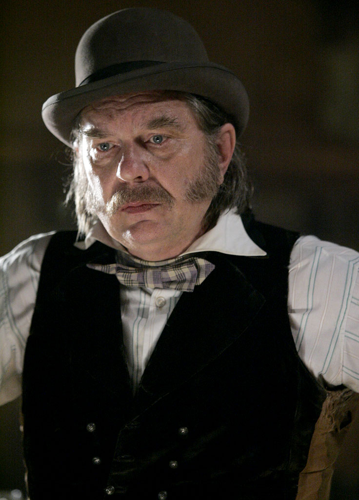 Leon Rippy stars in Deadwood on HBO.