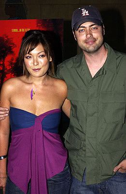 Premiere: Lindsay Price and Jamie Elman at the LA premiere of Lions Gate's Cabin Fever - 8/8/2003
