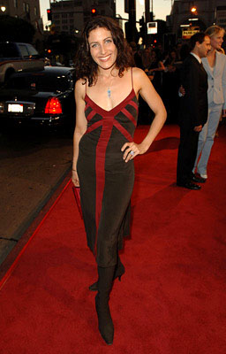 Premiere: Lisa Edelstein at the LA premiere of Warner Bros. Pictures' North Country - 10/10/2005