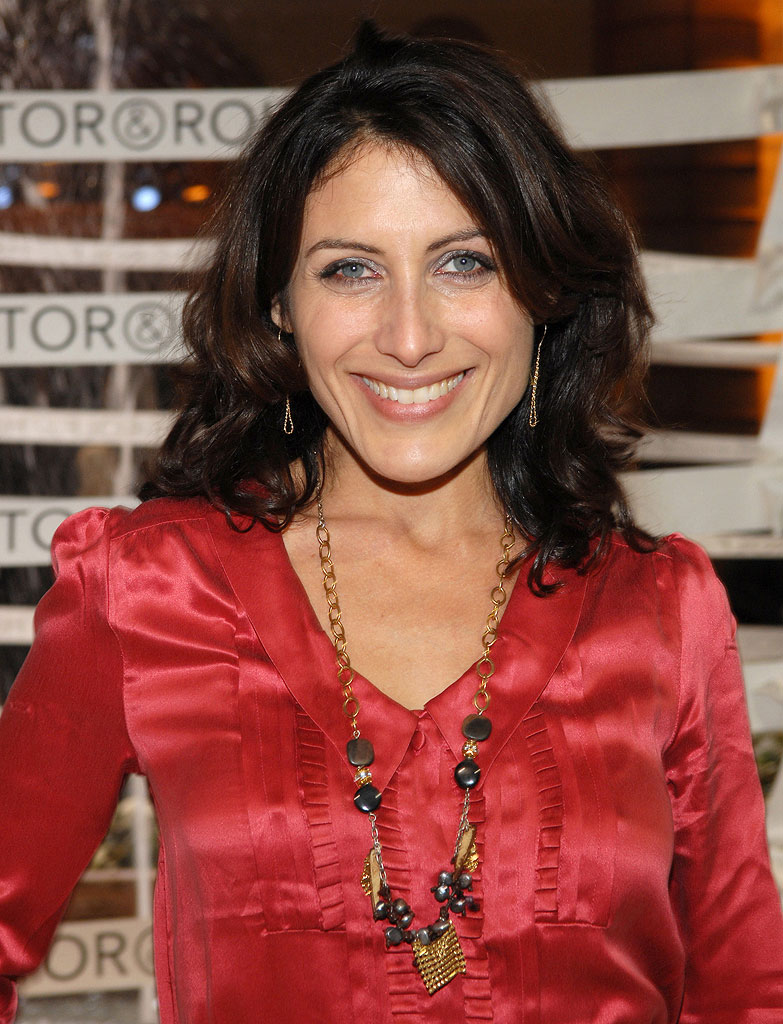 Lisa Edelstein celebrates the Launch of Viktor & Rolf's Collection for H&M