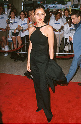 Premiere: Lisa Zane at the Loews Century Plaza premiere of Columbia's The Patriot - 6/27/2000