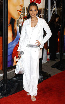 Premiere: LisaRaye McCoy at the LA premiere of MGM's Beauty Shop - 3/24/2005
