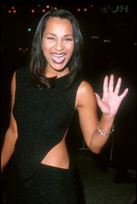 Premiere: Lisa Raye at the Century City premiere of Universal's The Best Man - 10/14/99 LisaRaye McCoy