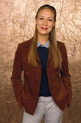 Liza Weil as Paris Geller in WB's Gilmore Girls