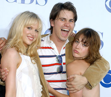 Lucy Punch, Jason Ritter and Lizzy Caplan CBS Summer 2006 TCA Press Tour Party Pasadena, CA - 7/15/2006