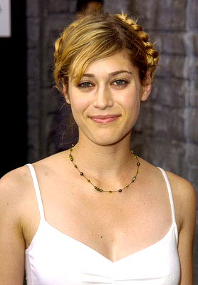 Lizzy Caplan of Mean Girls MTV Movie Awards - 6/5/2004