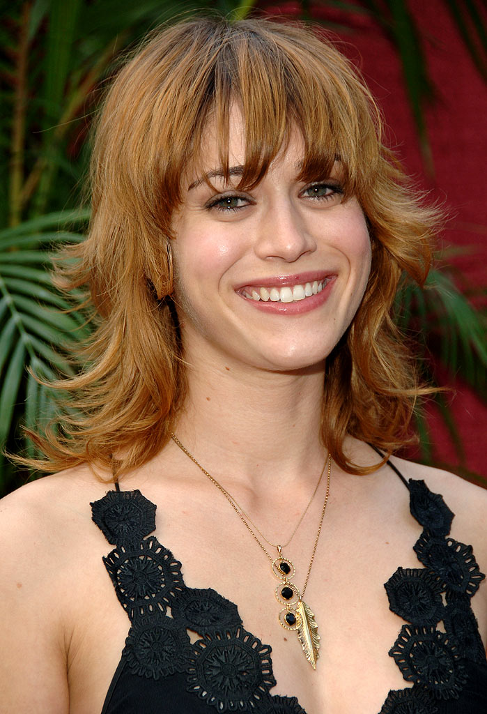 Lizzy Caplan at the CBS 2006/2007 Upfront.