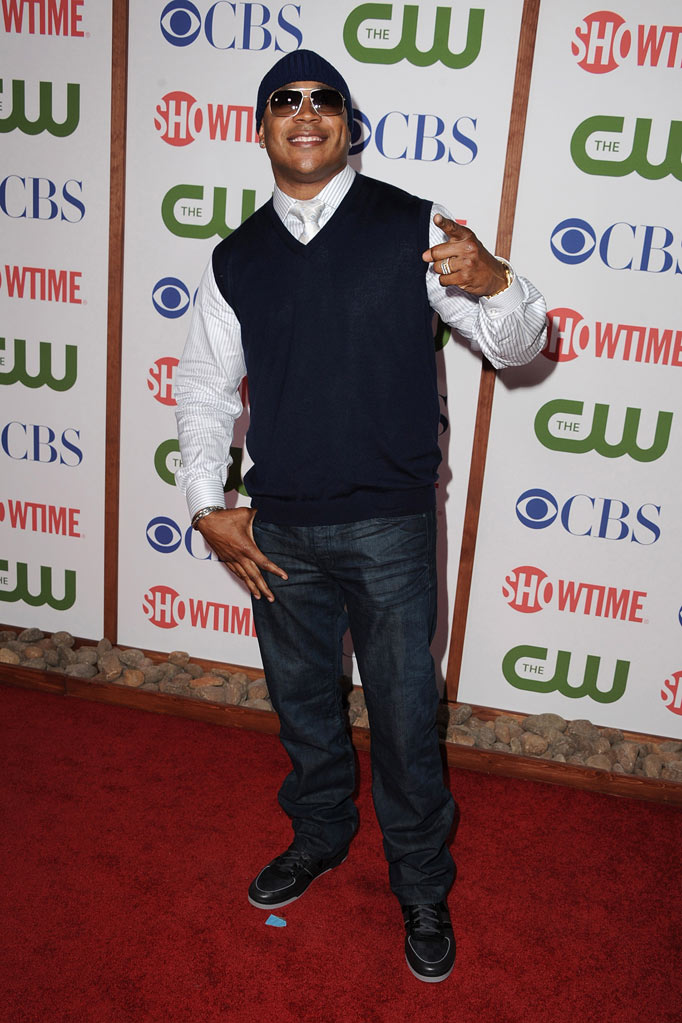"LL Cool J of ""NCIS: Los Angeles"" attends the CBS, The CW, and Showtime 2011 Summer TCA Party at The Pagoda on August 3, 2011 in Beverly Hills, California."