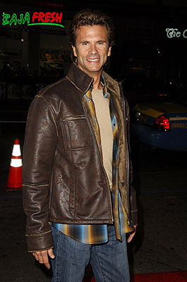 Premiere: Lorenzo Lamas at the LA premiere of Warner Bros. Pictures' Firewall - 2/2/2006