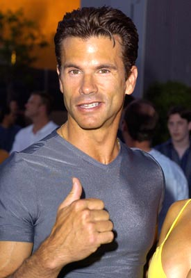 Premiere: Lorenzo Lamas at the L.A. premiere of Universal Pictures' Van Helsing - 5/3/2004