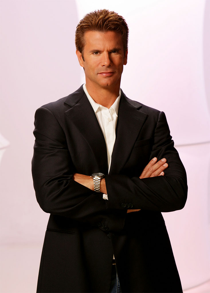 Lorenzo Lamas stars as Hector Ramirez in The Bold and the Beautiful on CBS.