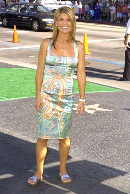 Premiere: Lori Loughlin at the world premiere of Warner Brothers' New York Minute - 5/1/2004