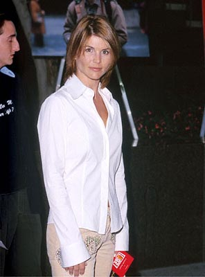 Premiere: Lori Loughlin at the AVCO Theater premiere of Columbia's Loser - 7/20/2000