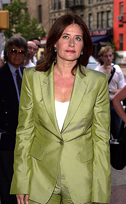 Premiere: Lorraine Bracco at the New York premiere of Artisan's Made - 7/10/2001
