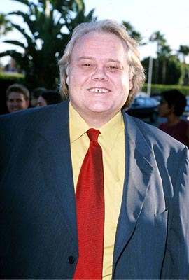 Premiere: Louie Anderson at the Hollywood premiere of Paramount's The Original Kings of Comedy - 8/10/2000