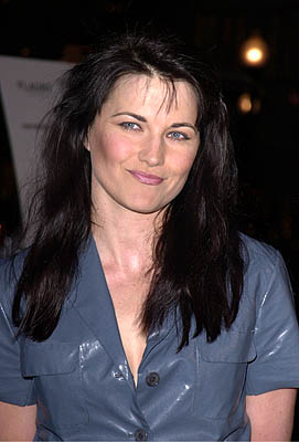 Premiere:  Lucy Lawless at the Los Angeles premiere of Paramount Classics' The Gift - 12/18/2000