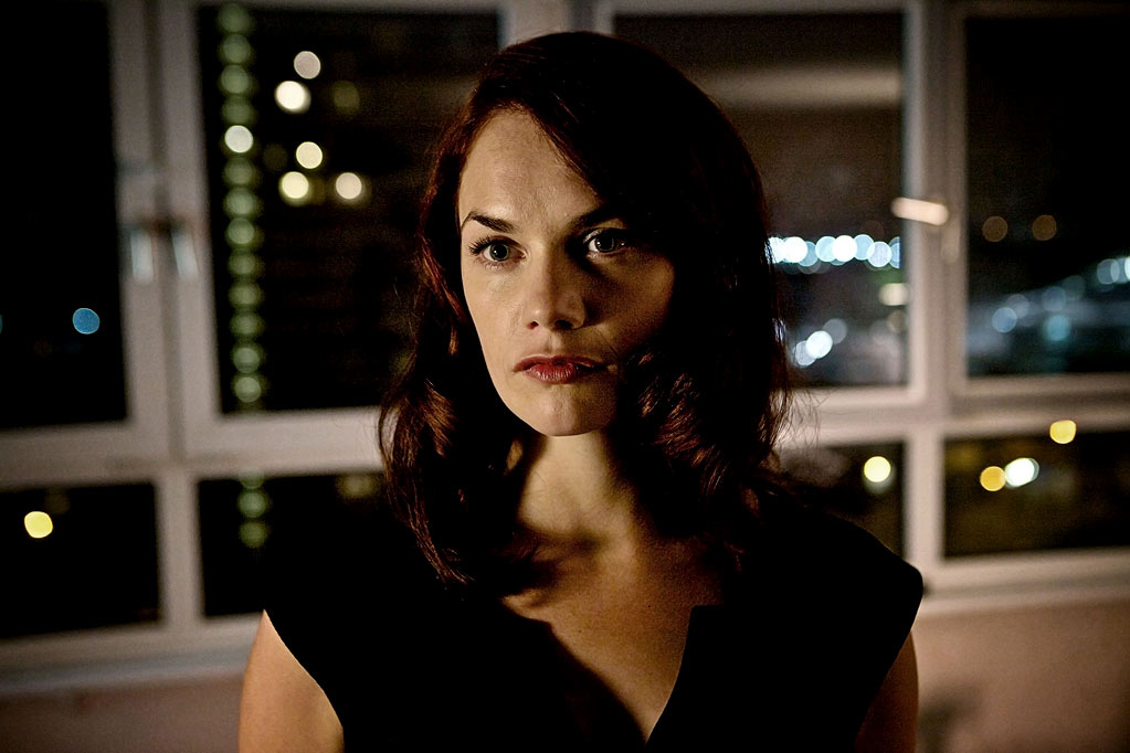 Ruth Wilson as Alice Morgan on BBC America's 'Luther.'