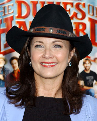 Premiere: Lynda Carter at the Hollywood premiere of Warner Bros. Pictures' The Dukes of Hazzard - 7/28/2005