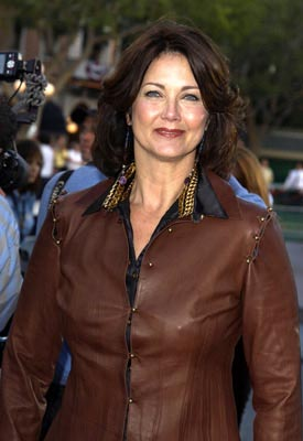 Premiere: Lynda Carter at the LA premiere of Walt Disney's Pirates Of The Caribbean: The Curse of the Black Pearl - 6/28/2003