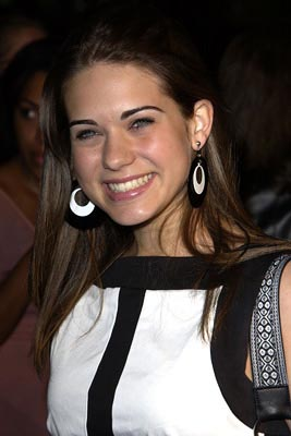 Premiere: Lyndsy Fonseca at the LA premiere of 20th Century Fox's Master and Commander: The Far Side of the World - 11/11/2003