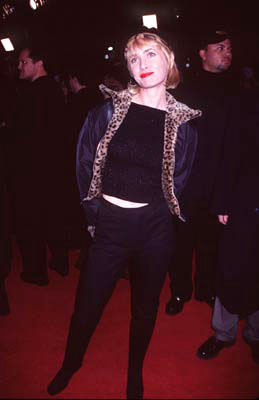 Premiere: Lysette Anthony at the Westwood premiere of Miramax's Jackie Brown - 12/11/1997
