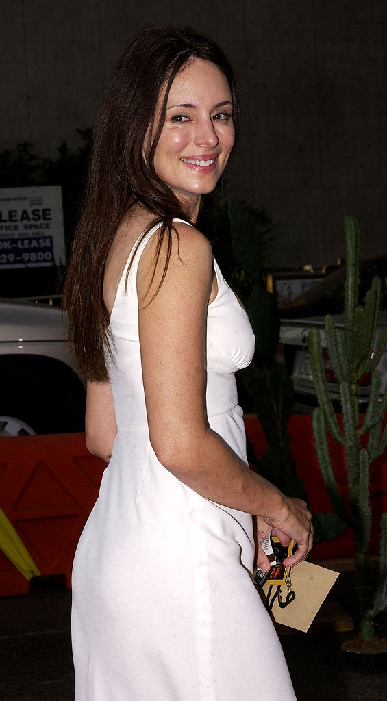 "Madeleine Stowe at the ""Open Range"" Premiere."