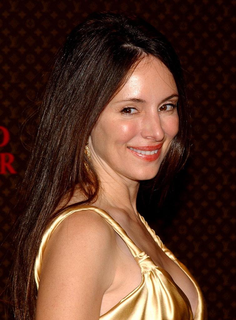 Madeleine Stowe at The Louis Vuitton United Cancer Front Gala.