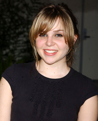 Premiere: Mae Whitman at the L.A. premiere of Paramount's Mean Girls - 4/19/2004