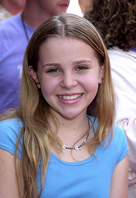 Premiere: Mae Whitman at the Hollywood premiere of Walt Disney's The Princess Diaries - 7/29/2001