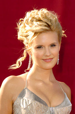 Maggie Grace 57th Annual Emmy Awards Arrivals - 9/18/2005