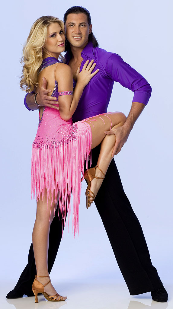 "Singer Willa Ford teams up with professional dancer Maksim Chmerkovskiy for Season 3 of ""Dancing with the Stars."""