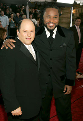Co-hosts Jason Alexander and Malcolm-Jamal Warner 31st Annual People's Choice Awards Pasadena, CA - 1/9/05