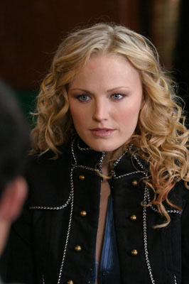 "Malin Akerman as Kira CBS' ""Love Monkey"""