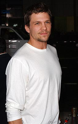 Premiere: Marc Blucas at the LA premiere of Universal's Intolerable Cruelty - 10/1/2003