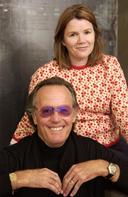 Mare Winningham and Peter Fonda The Maldonado Miracle Sundance Film Festival 1/20/2003