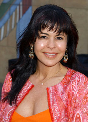 Premiere: Maria Conchita Alonso at the Hollywood premiere of Sony Pictures Classics' Baadasssss! - 5/25/2004