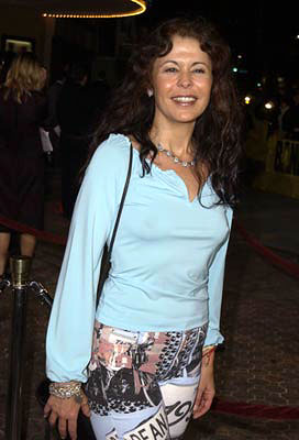 Premiere: Maria Conchita Alonso at the Westwood premiere of MGM's Bandits - 10/4/2001