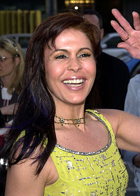 Premiere: Maria Conchita Alonso at the Beverly Hills premiere of 20th Century Fox's Moulin Rouge - 5/16/2001