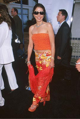 Premiere: Maria Conchita Alonso at the Mann's Village Theater premiere of Dreamworks' What Lies Beneath - 7/18/2000