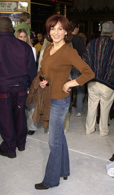 Premiere: Marilu Henner at the Hollywood premiere of Snow Dogs - 1/13/2002