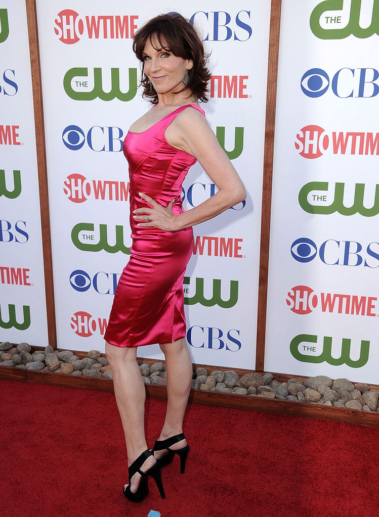 Marilu Henner attends the CBS, The CW, and Showtime 2011 Summer TCA Party at The Pagoda on August 3, 2011 in Beverly Hills, California.