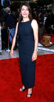 Premiere: Marina Sirtis at the Mann Village Theatre premiere of 20th Century Fox's Me, Myself & Irene - 6/15/2000