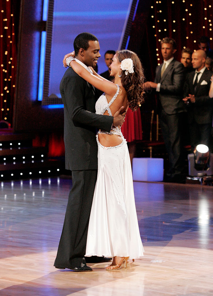 Mario and his professional partner Karina Smirnoff, are the fifth couple to be eliminated from the 6th season of Dancing with the Stars.