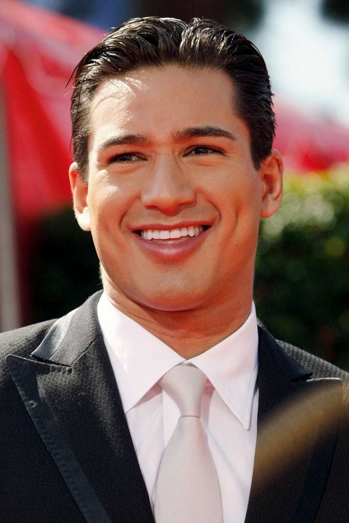 Mario Lopez arrives at the 59th Annual Primetime Emmy Awards at the Shrine Auditorium on September 16, 2007 in Los Angeles, California.